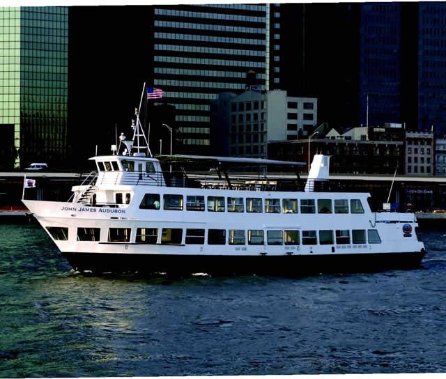 John James Audubon Yacht Charter